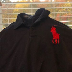 Men's Big Pony Ralph Lauren polo